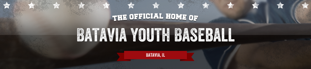 Batavia Youth Baseball, Baseball, Run, Field