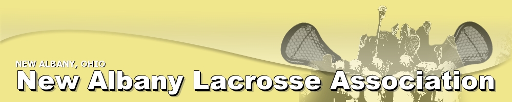 New Albany Youth Lacrosse Association, Lacrosse, Goal, Field