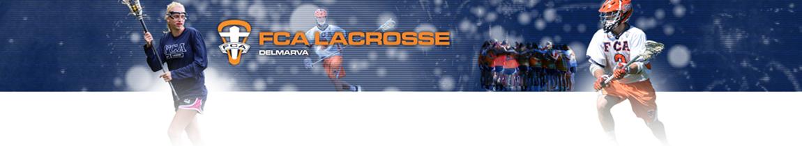 FCA Delmarva Lacrosse, Lacrosse, Goal, Field