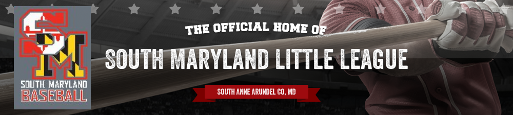 South Maryland Little League, Baseball, Run, Field