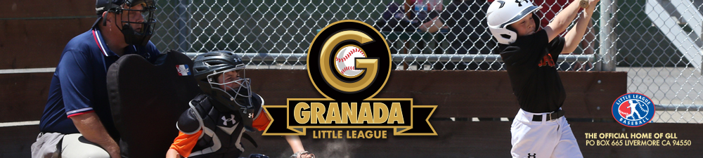 Granada Little League, Baseball, Run, Field