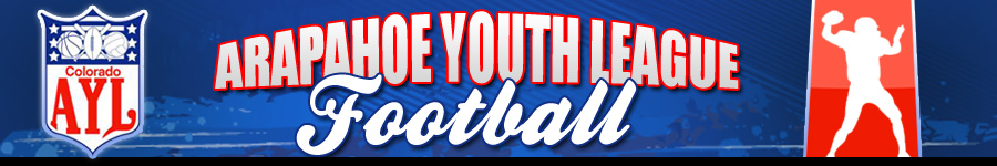 Arapahoe Youth Leagues - Football, Football, Goal, Field