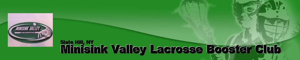 Minisink Valley Lacrosse Club (Booster), Lacrosse, Goal, Field