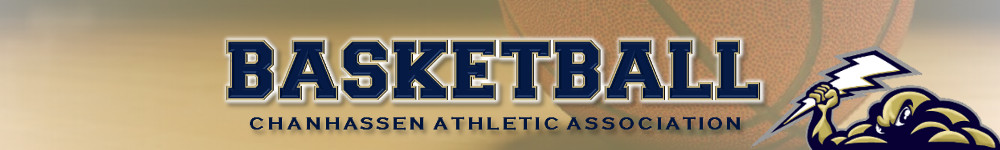 Chanhassen Athletic Association - Basketball, Basketball, Point, Court