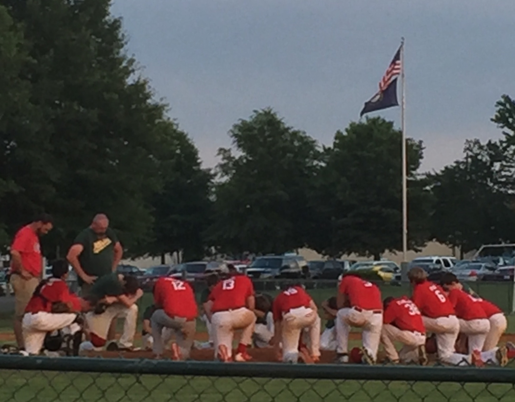 Murray Youth Baseball & Softball Association, Youth Baseball & Softball, Run, Field