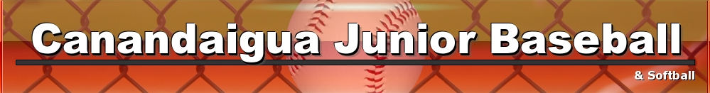 Canandaigua Junior Baseball, Baseball, Run, Field