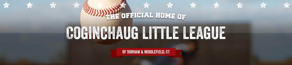 Coginchaug Little League, Baseball, Run, Field