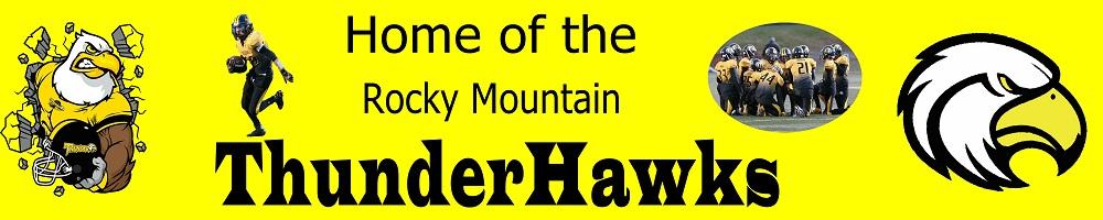 Rocky Mountain Thunderhawks, Football, Goal, Field
