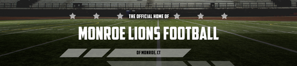 Monroe Lions Football and Cheer, Football, Goal, Wolfe Park