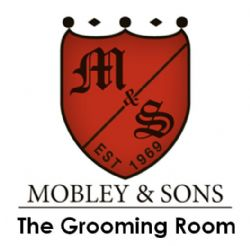 The Grooming Room at Mobley & Sons