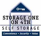 Storage One on 4th