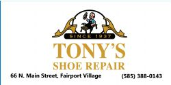 Tony's Shoe Repair