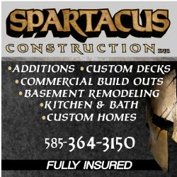 Spartacus Construction