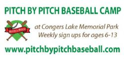 Homerun Sponsor - Pitch By Pitch Baseball Camp