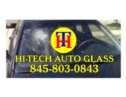 Homerun Sponsor - High Tech Auto Glass