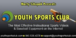 Perfect Game Sponsor - Youth Sports Club