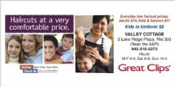 Homerun Sponsor - Great Clips