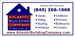 Grand Slam Sponsor - Atlantic Building Company