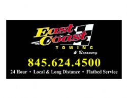 Homerun Sponsor - Eastcoast Towing and Recovery