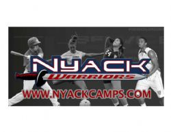 Homerun Sponsor - Nyack College Sports Camps