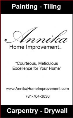 Annika Home Improvement LLC