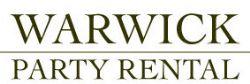 Warwick Party Rental
