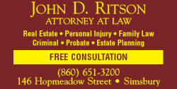 Attorney John Ritson