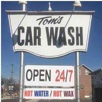 Toms Car Wash