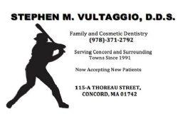 Stephen M. Vultaggio, D.D.S.