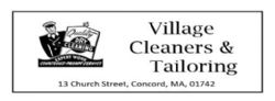 Village Cleaners and Tailoring