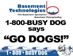 1-800 Busy Dog Basement Technologies