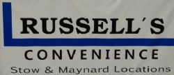 Russell's Convenience Stores