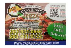 Casa Bianca Pizza Restaurant