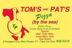 Tom's and Pat's Pizza