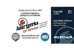 Auto Works of DEVON