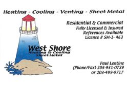 West Shore Heating & Cooling