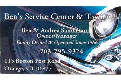 Ben's Service Center & Towing