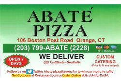 Abate Pizza