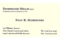 DOMBROSKI HILLIS LLC