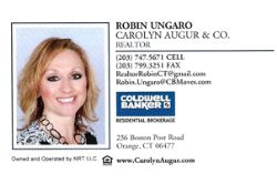 Robin Ungaro - Coldwell Banker Real Estate