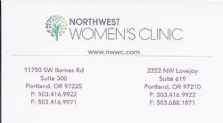 Northwest Women's Clinic