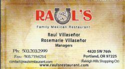Raul's