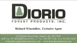 Diorio Forest Products, Inc.