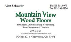 Mountain View Wood Floors