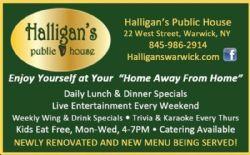 Halligan's Public House