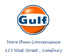 Simsbury Gulf - West Street