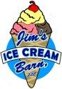 Jim&#39;s Ice Cream Barn - platinum sponsor