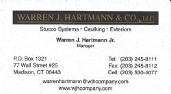 Warren J. Hartmann & Co., LLC