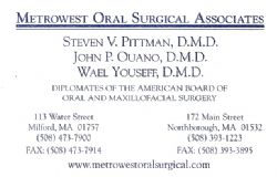 Metrowest Oral Surgical Associates