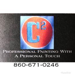 C Squared Painting